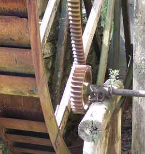 Francis Mill Waterwheel Restoration