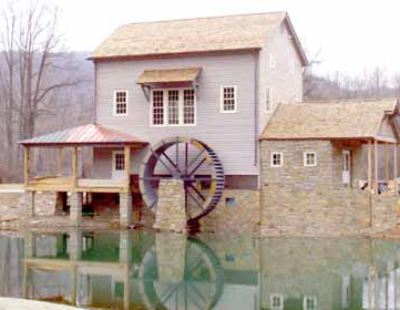 Resort Waterwheels