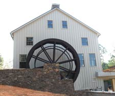 Lawson Dev. Mid Shoot Water Wheel