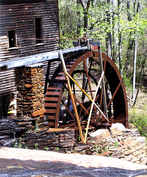 Ragsdale Mill Restoration