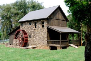 Trade TN Community Grist Mill