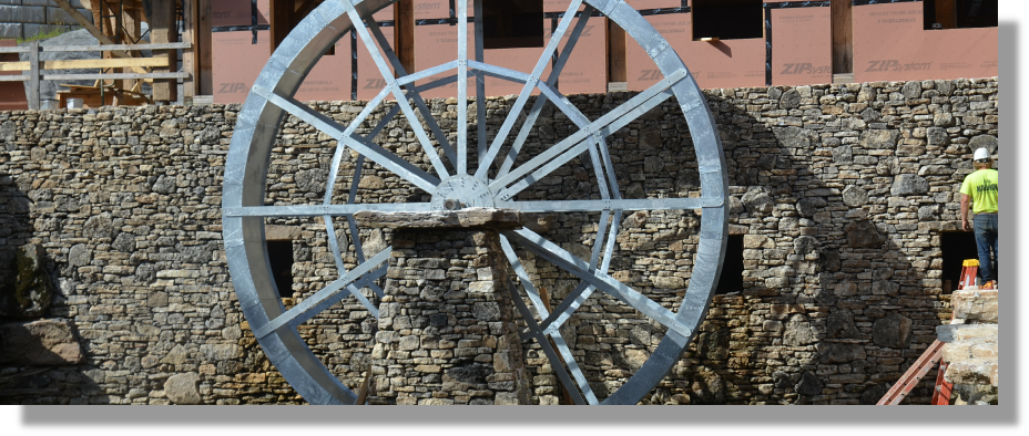 BAss Pro Waterwheel Waterwheel Manufacturing