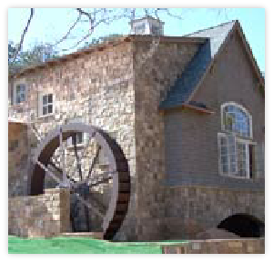 Watewheel for the home